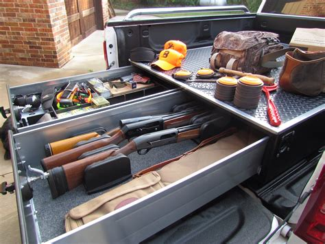 Diy Truck Bed Gun Rack