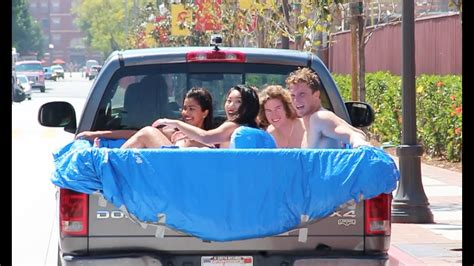Diy Truck Bed Hot Tub