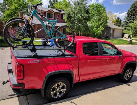 Diy Truck Bed Racks Chevy Colorado