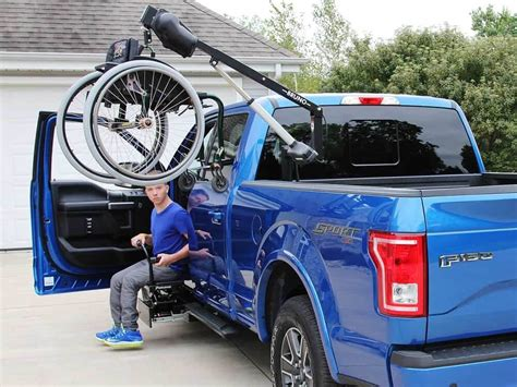 Diy Truck Bed Scooter Lift