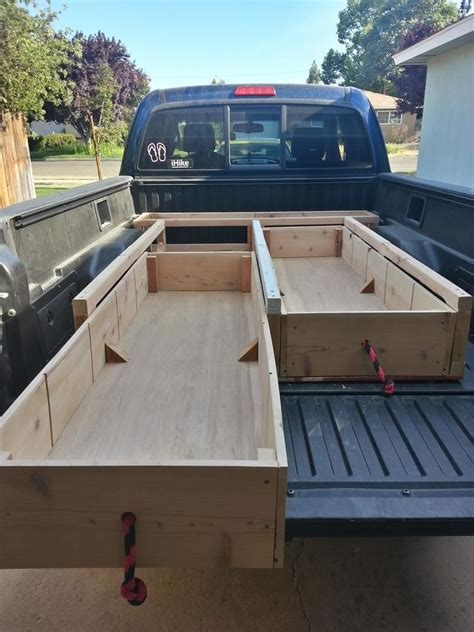 Diy Truck Bed Stereo System