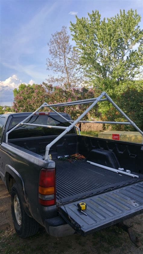 Diy Truck Bed Tarp Tent