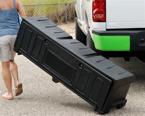 Diy Truck Bed Tote For Storage