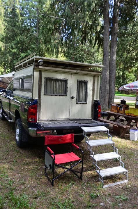 Diy Truck Campers Ideas