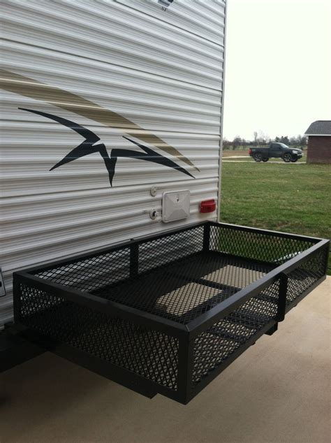 Diy Truck Rack Camping Storage