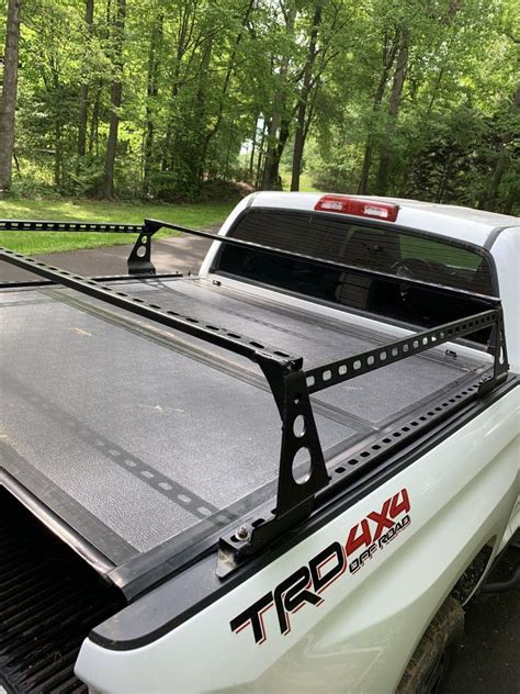 Diy Truck Rack With Tonneau