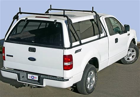 Diy Truck Utility Rack For Topper World