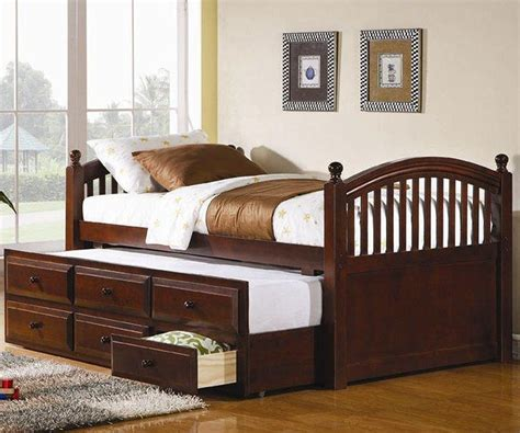 Diy Trundle Bed With Drawers