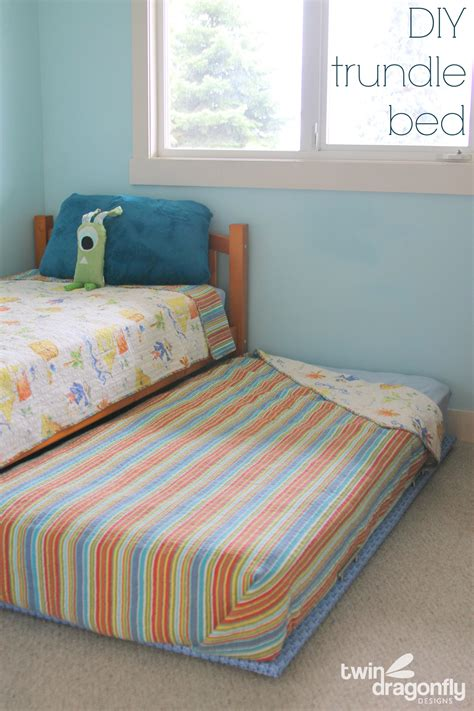 Diy Trundle Bed With Sliders
