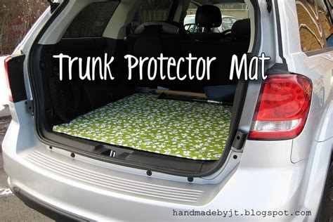 Diy Trunk Mat