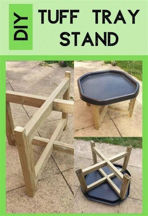 Diy Tuff Tray