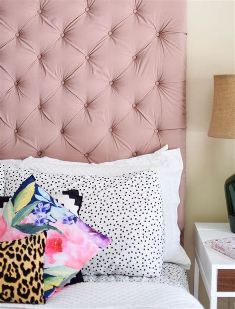 Diy Tufting A Headboard