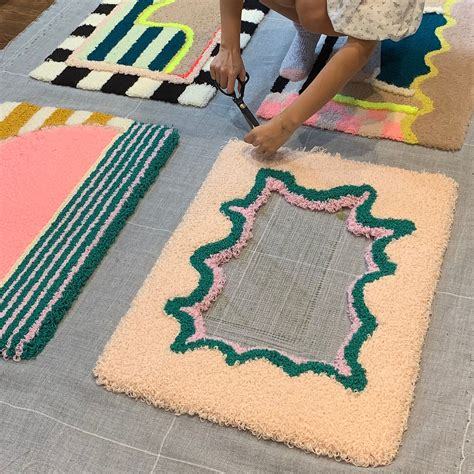 Diy Tufting Rug