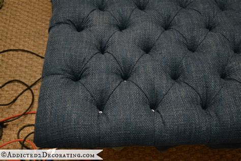 Diy Tufting Without Buttons