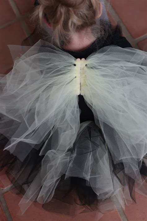 Diy Tulle Wings