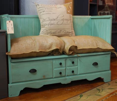 Diy Turn Dresser Into Bench
