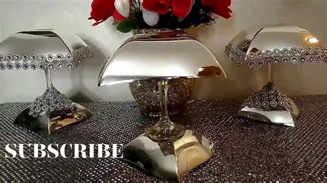 Diy Tutorial Glam Lamps