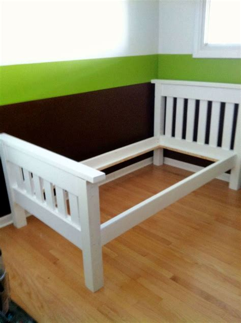 Diy Twin Bed Frame Ana White Plans