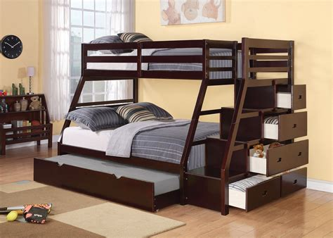 Diy Twin Bunk Bed With Trundle