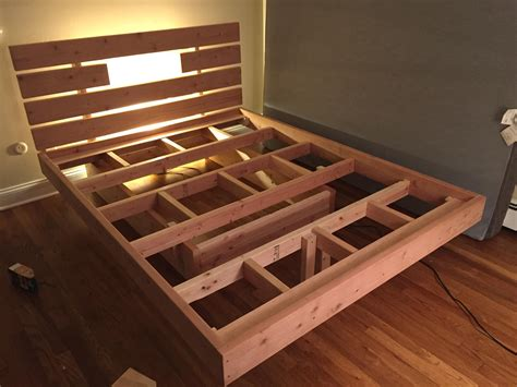 Diy Twin Floating Bed Frame