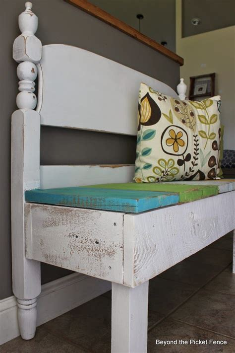 Diy Twin Headboard Benches