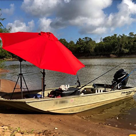 Diy Umbrella Boat