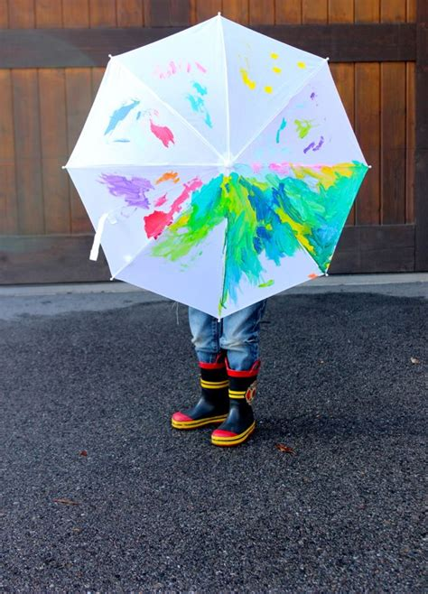 Diy Umbrella For Kids