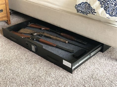 Diy Under Bed Safe