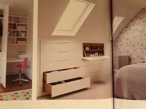 Diy Under Eaves Storage And Bed