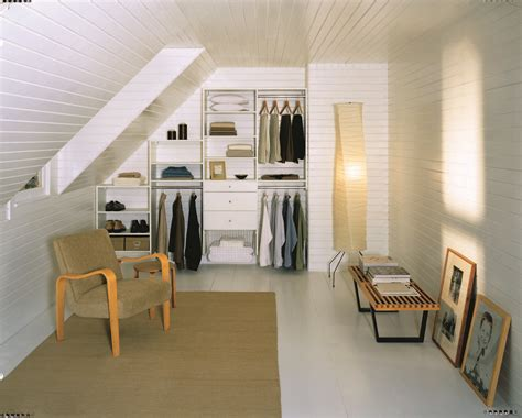 Diy Under Eaves Storage Solutions