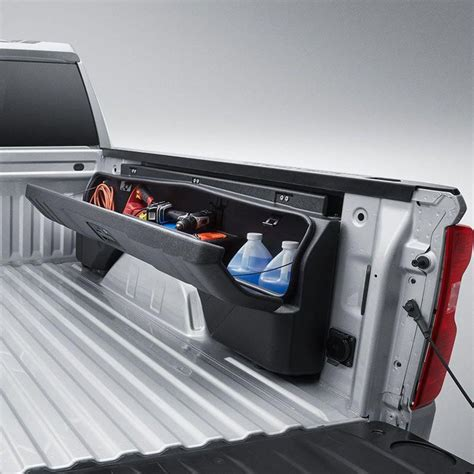Diy Under Truck Tonneau Cover Storage System