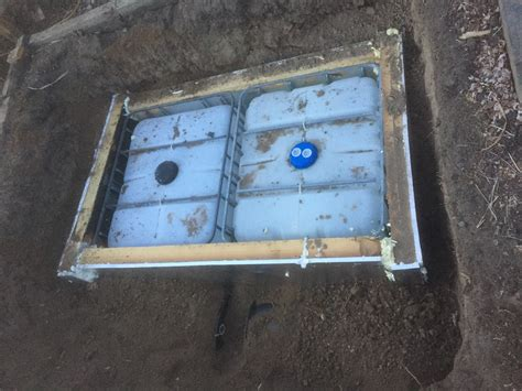 Diy Underground Heat Storage