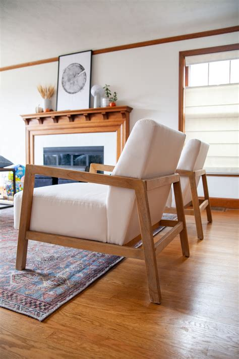 Diy Upholstered Accent Chair