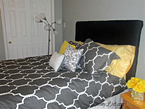 Diy Upholstered Headboard Pinterest