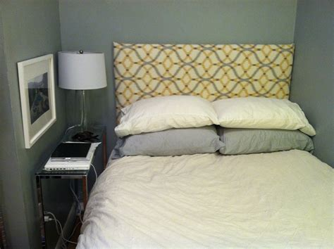 Diy Upholstered Headboard With Foam Board