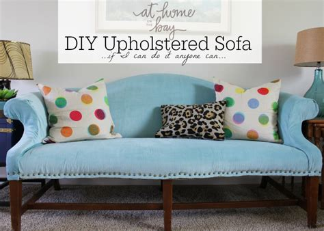Diy Upholstering Sofa Bed