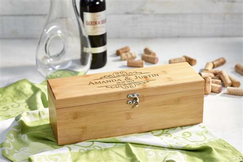 Diy Upscale Wood Wine Box Projects Ideas