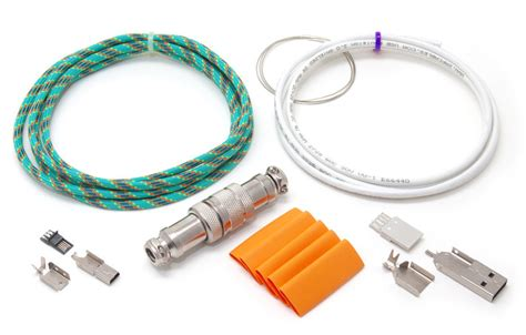 Diy Usb Cable Kits
