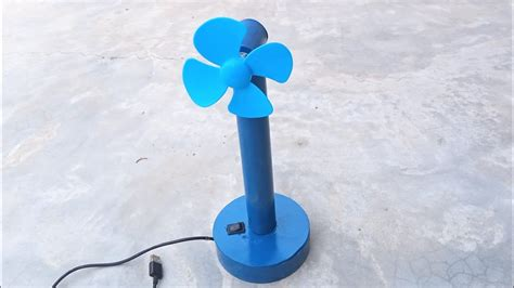 Diy Usb Table Fan