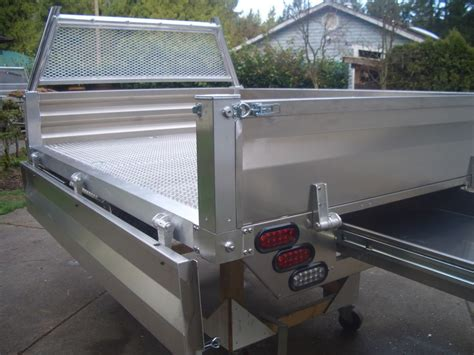 Diy Ute Tray Bed Pickup