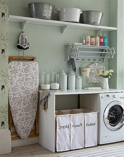 Diy Utility Room Shelves