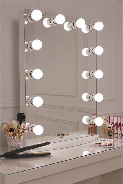 Diy Vanity Mirror Light