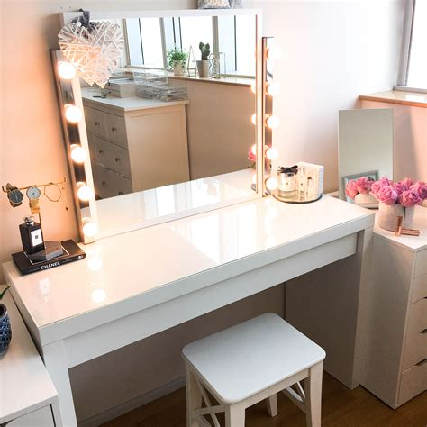 Diy Vanity Table With Mirror