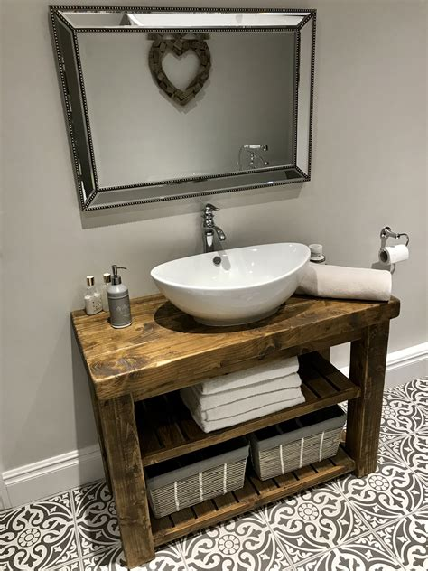 Diy Vanity Units Bathroom