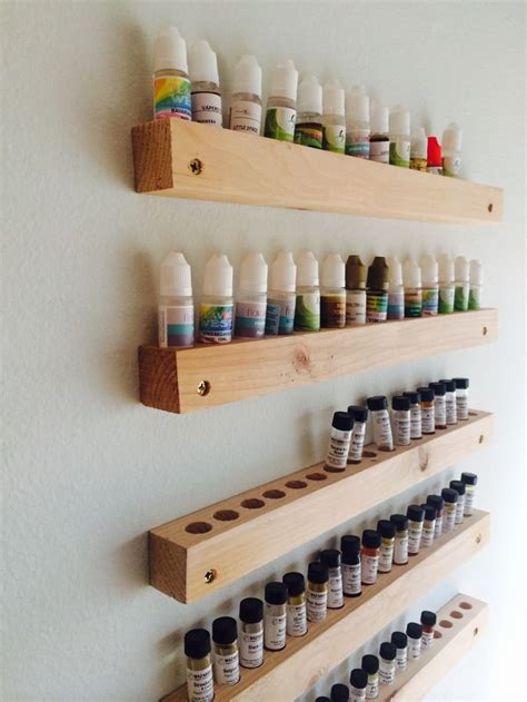 Diy Vape Juice Storage Ideas