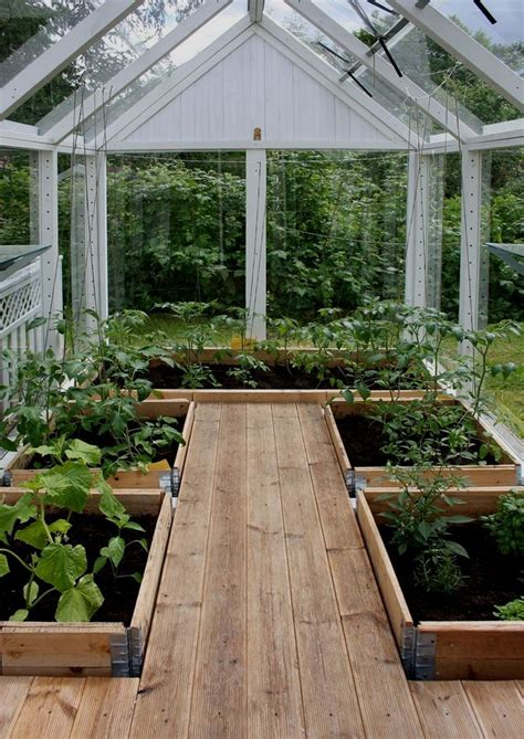 Diy Vegetable Garden Greenhouse