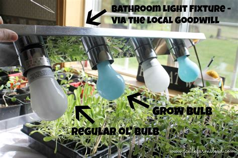 Diy Vegetable Grow Light