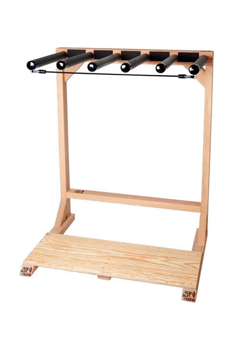 Diy Vertical Freestanding Surfboard Rack