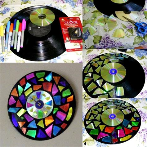 Diy Vinyl Record Sleeve
