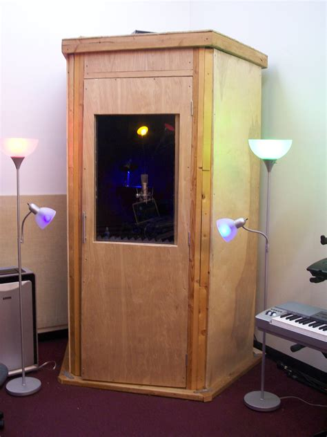 Diy Voice Booth